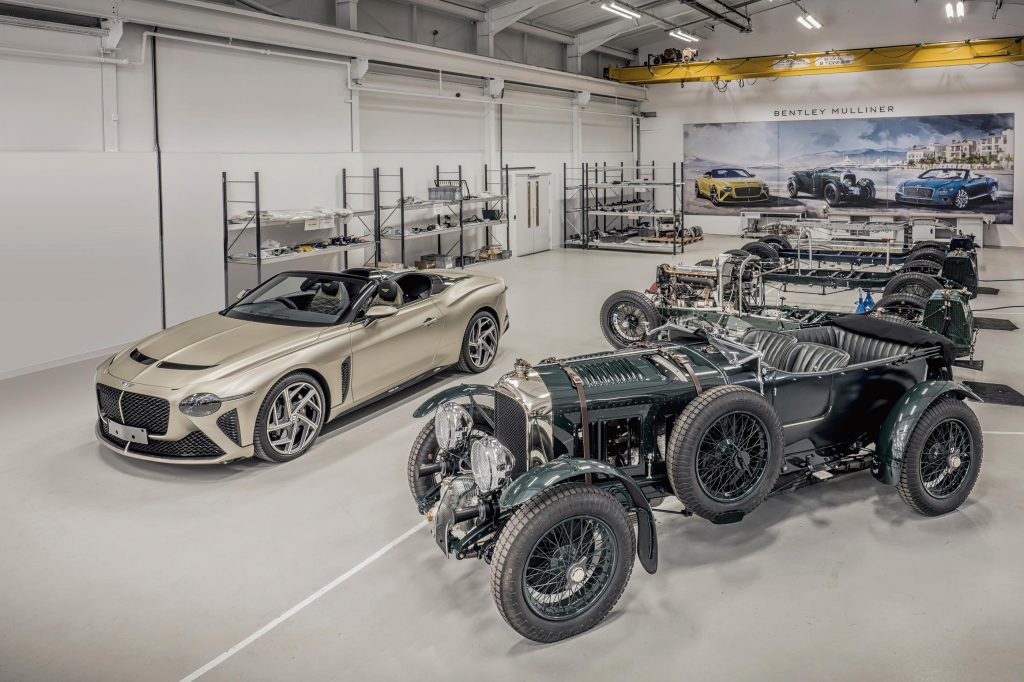 Bacalar and Blower Continuation Series -first customer cars