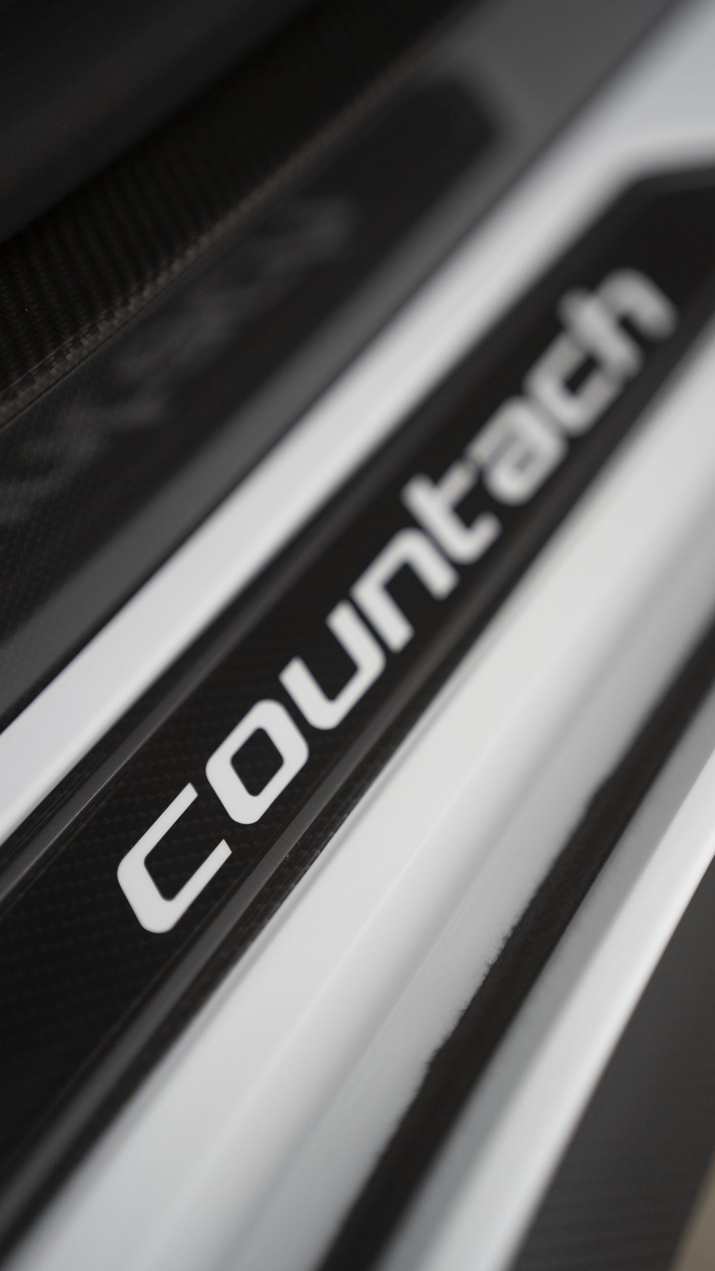 Countach LPI 800 sill plate detail