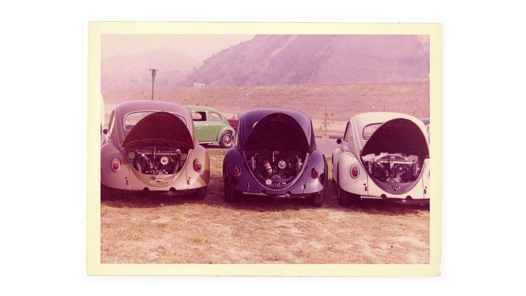"Original Type 1 engine VW Beetle ""The California Looker"""
