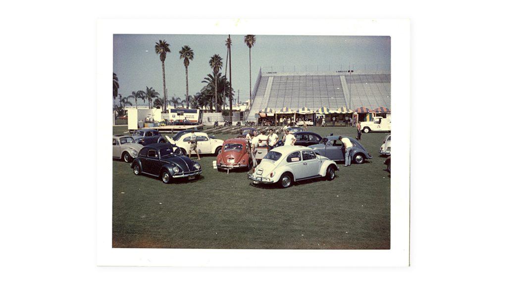 "VW Beetle ""The California Looker"" DKP CA meetup"