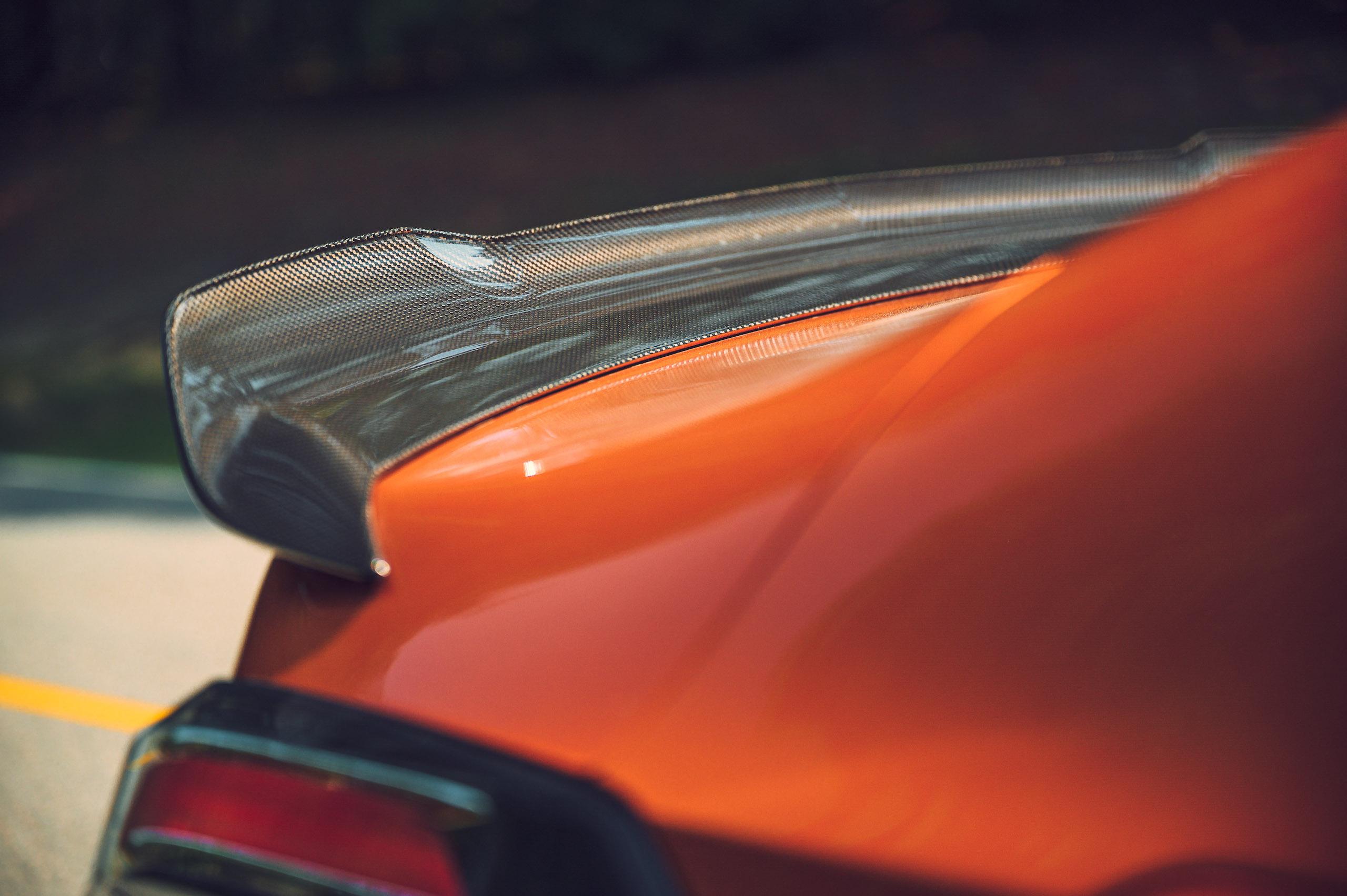 CT4-V Blackwing rear lip