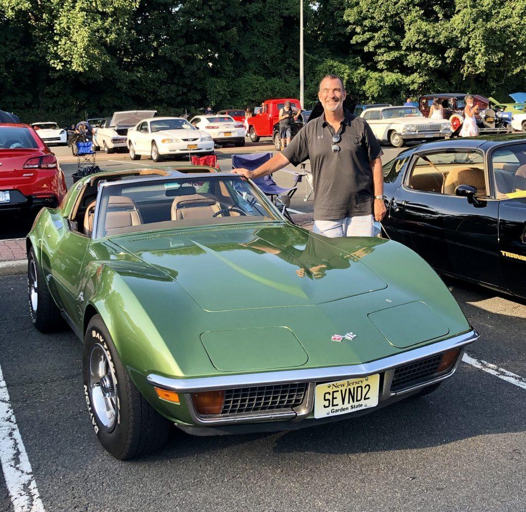 Michael DeRosa Corvette