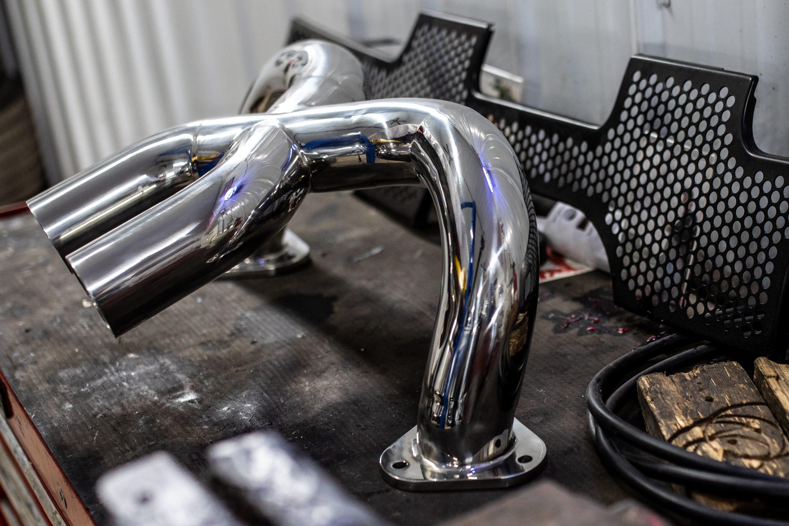 GT Resto Shop pipes