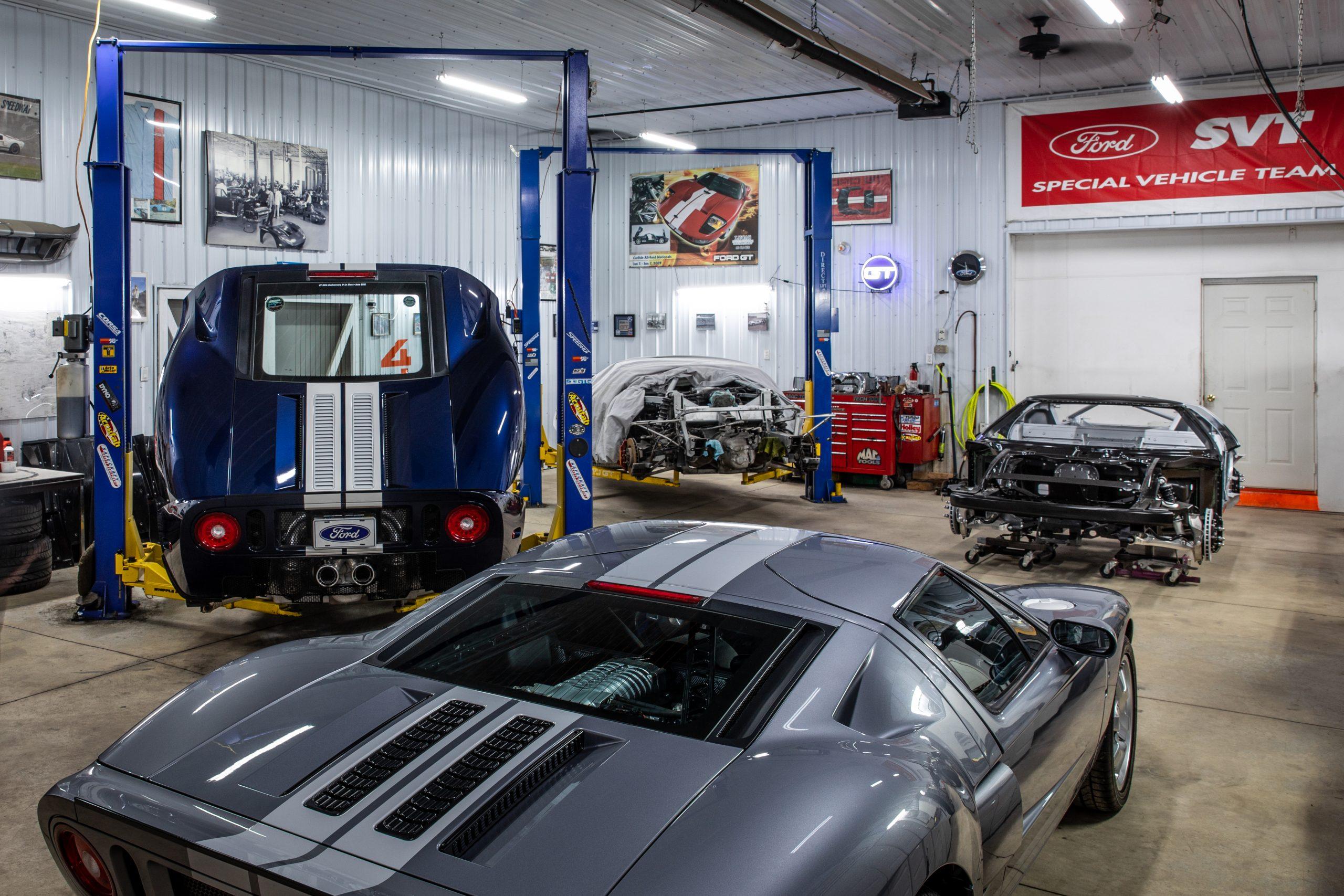 GT Resto Shop wide