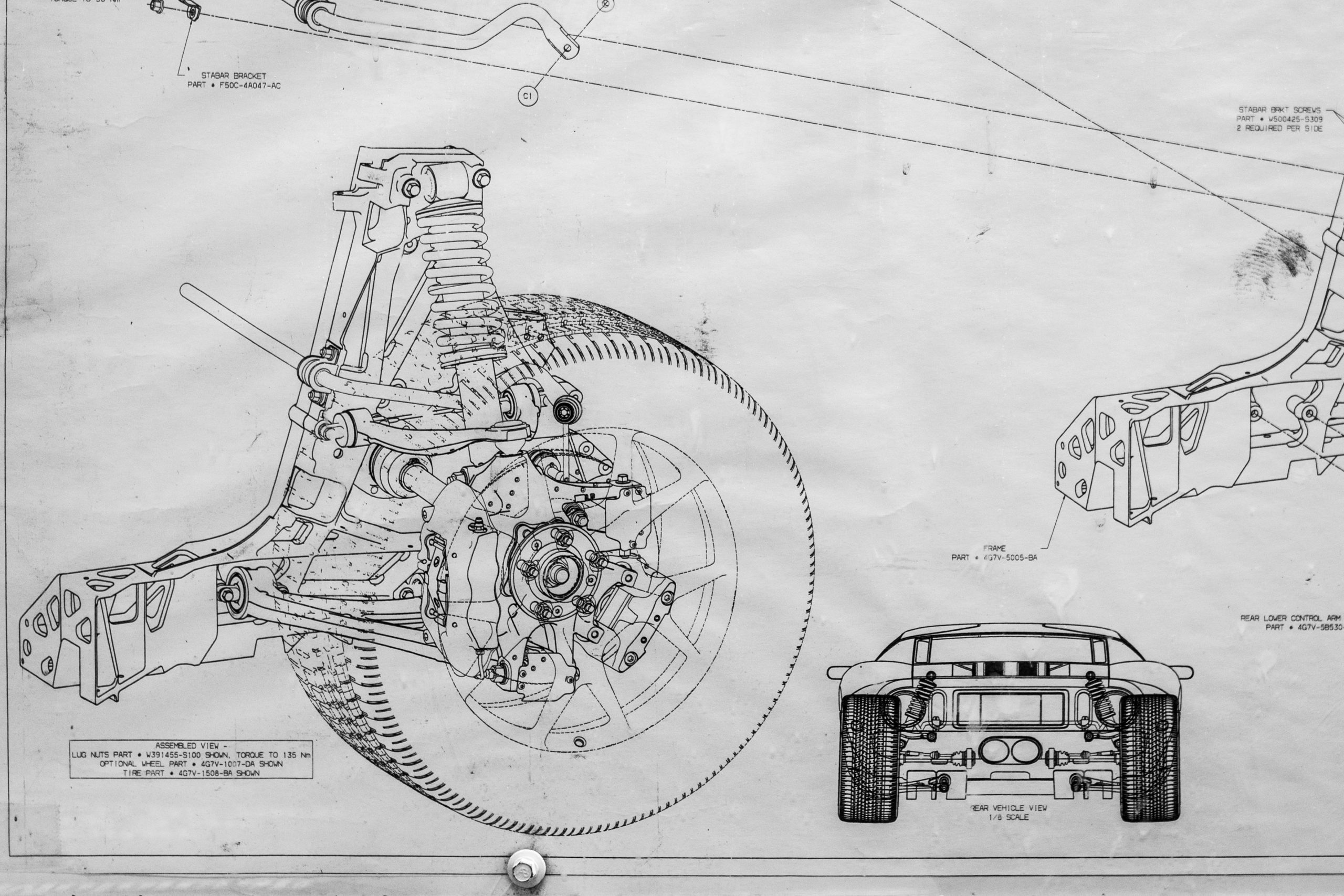 GT Resto Shop drawings