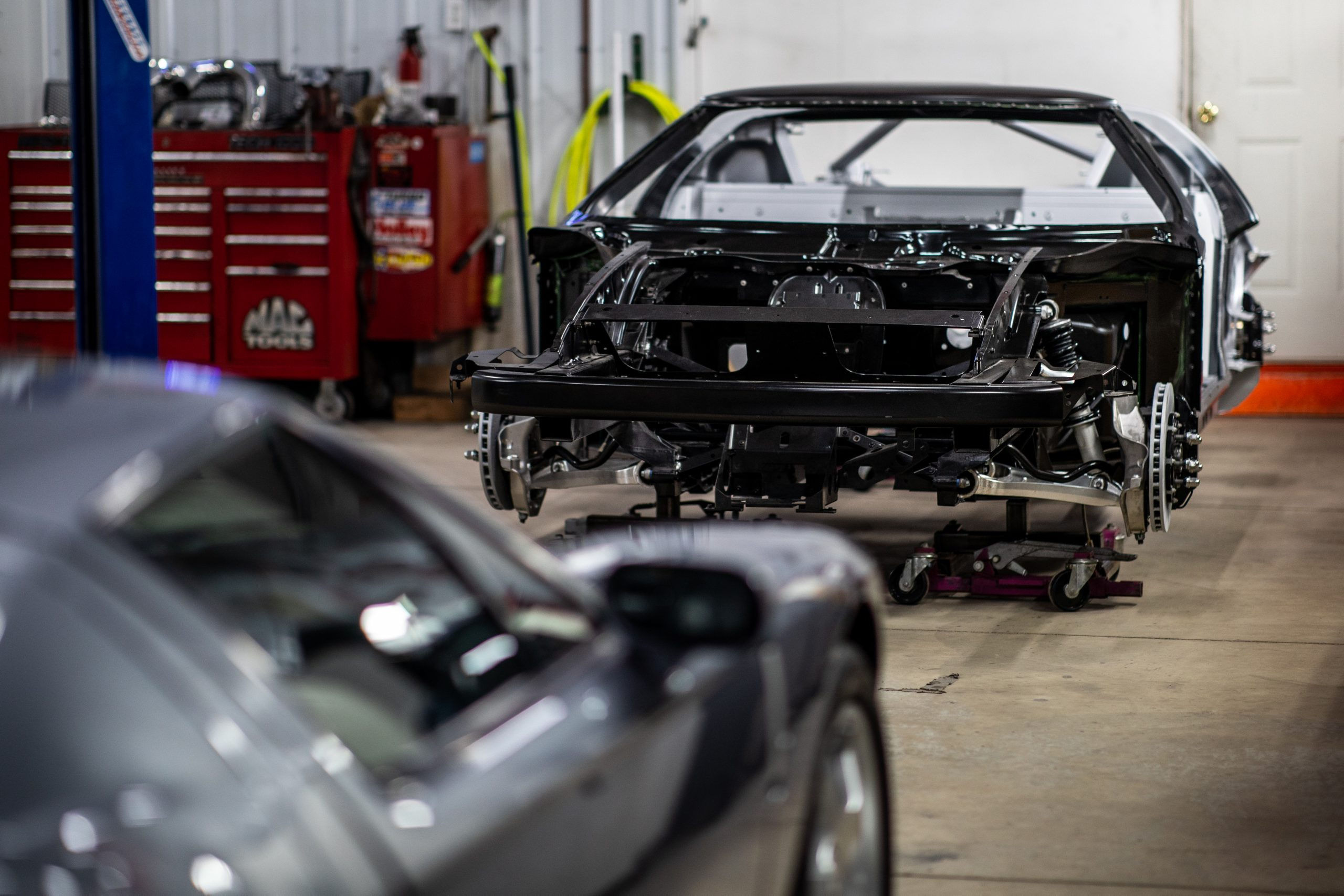 GT Resto Shop chassis