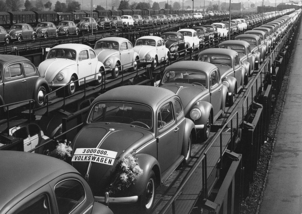 VW Beetle 3 million