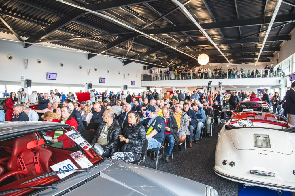 Richard Hammond Auction Silverstone