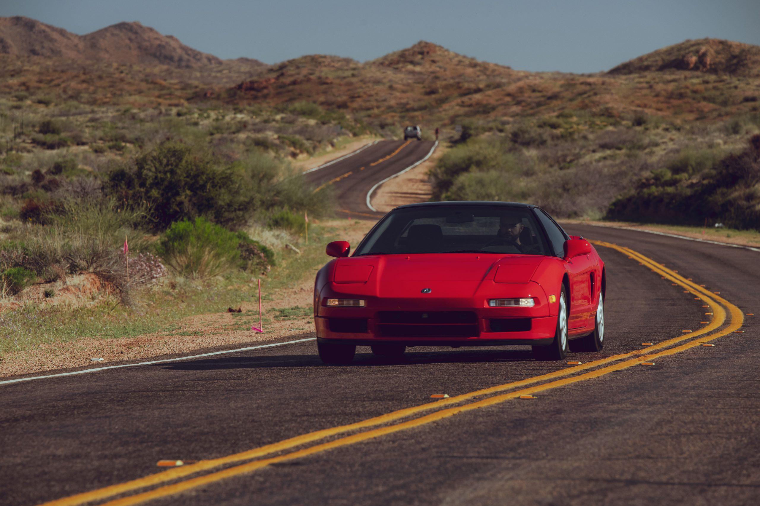 Tyson Hugie's 1992 Acura NSX