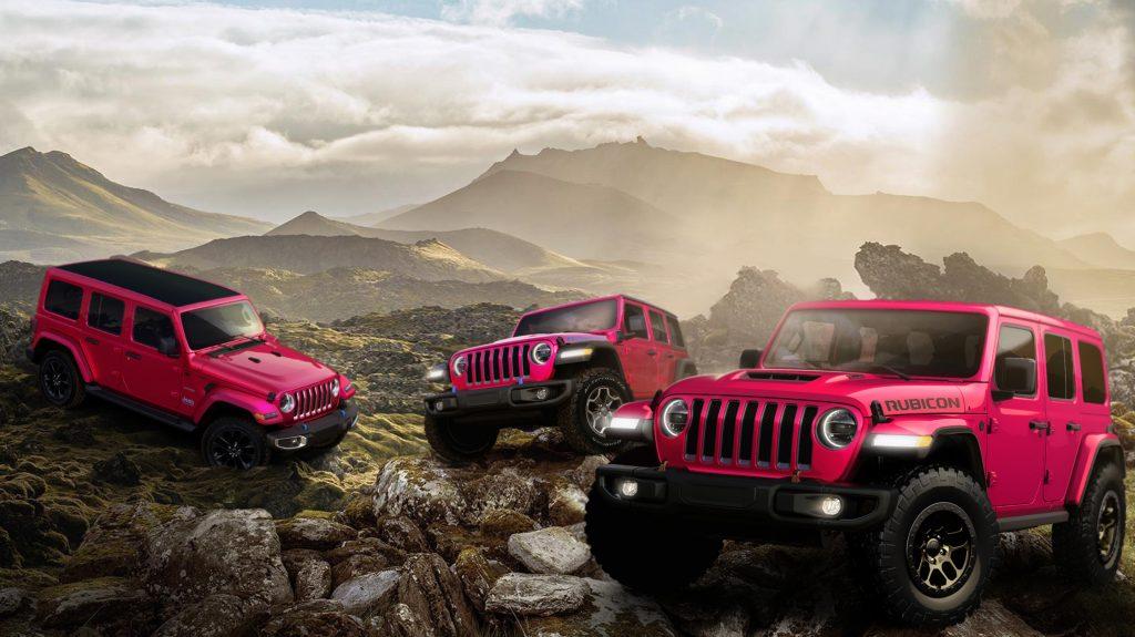2021 Jeep Wrangler Sahara 4xe, Rubicon 4xe in Tuscadero