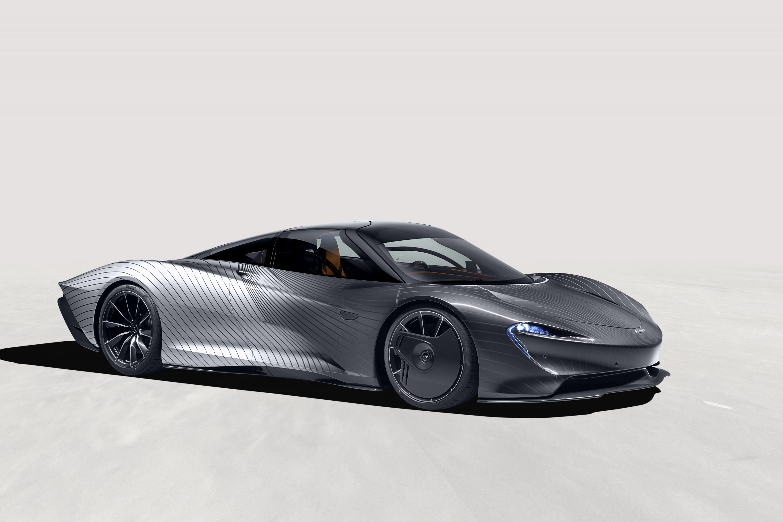 McLaren MSO Albert Speedtail