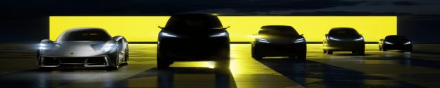 Lotus EV range teaser