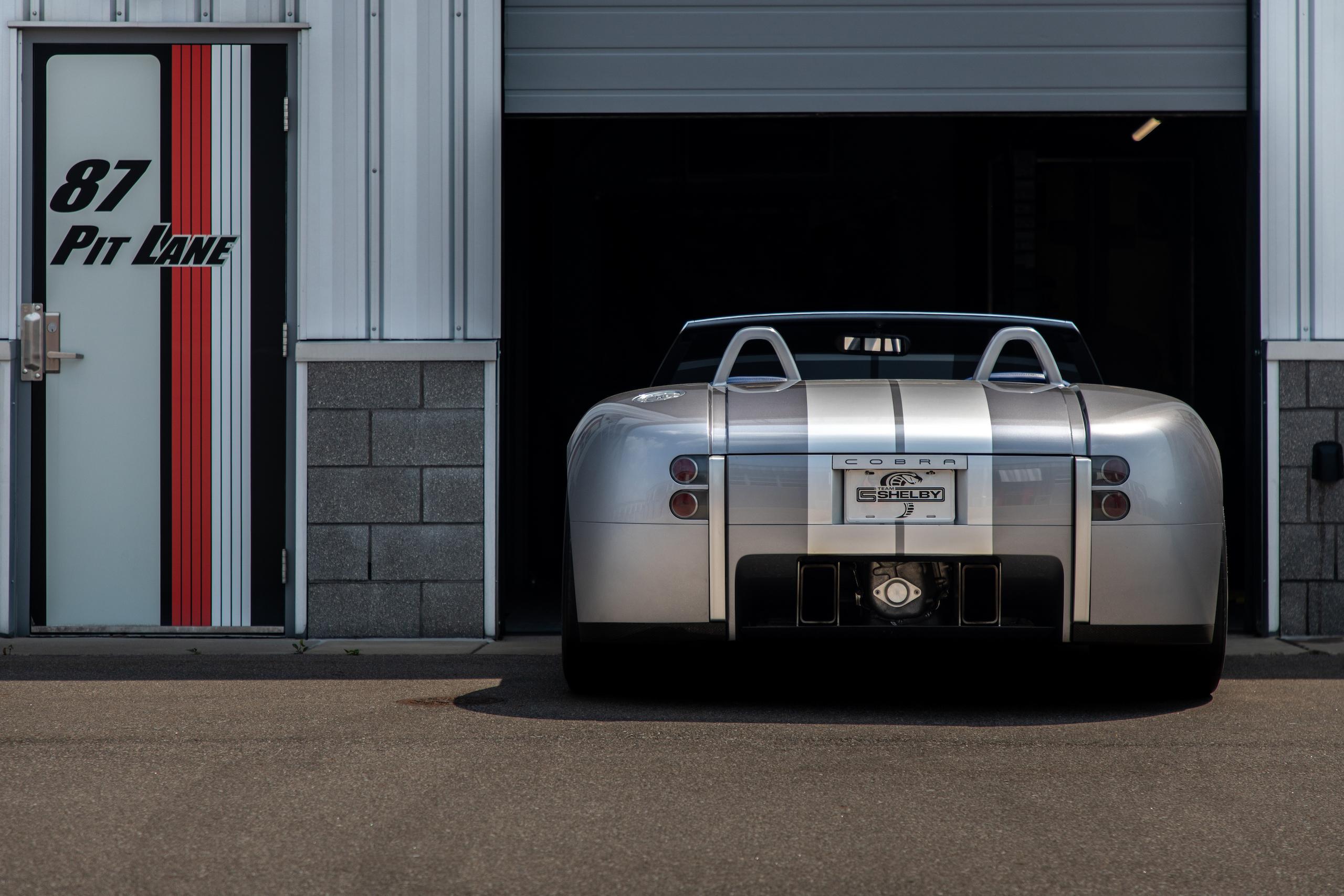 Cobra Concept rear