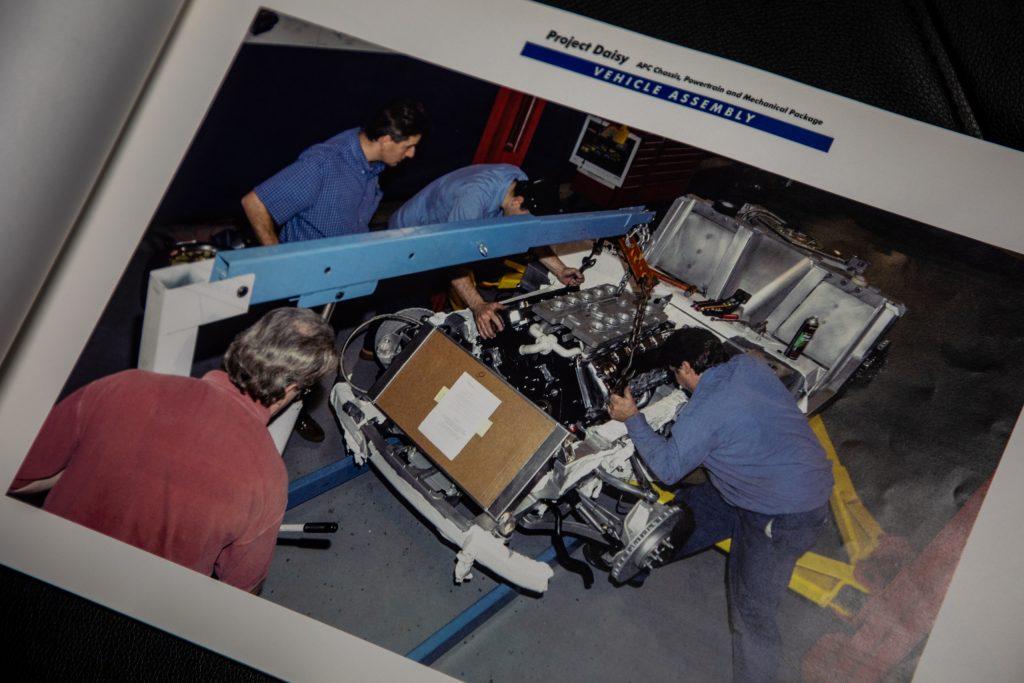 Cobra Concept assembly image