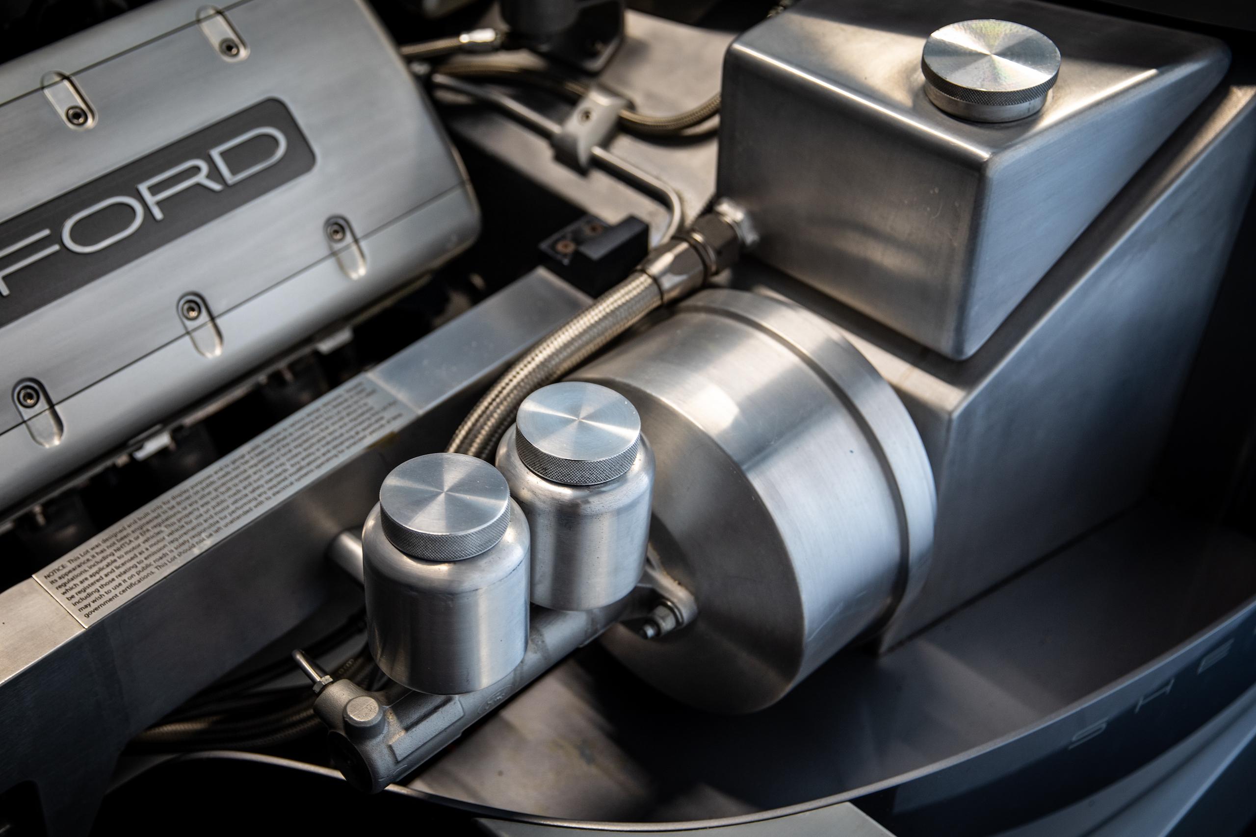 Cobra Concept engine detail