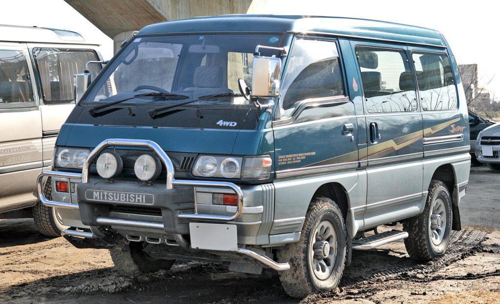 Mitsubishi Delica Star Wagon - full