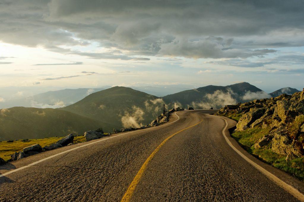 The Mount Washington Auto Road