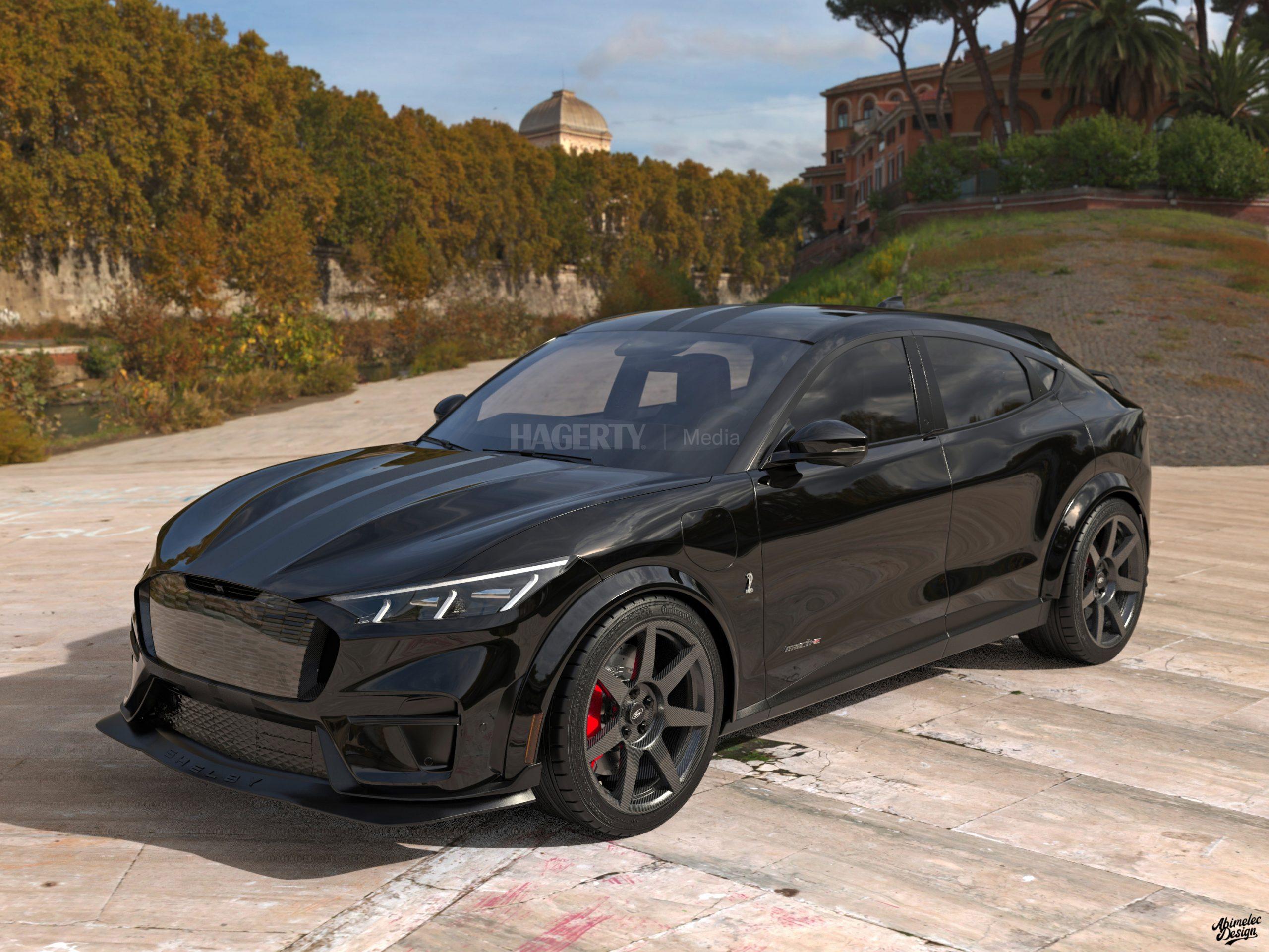 Shelby GTE black