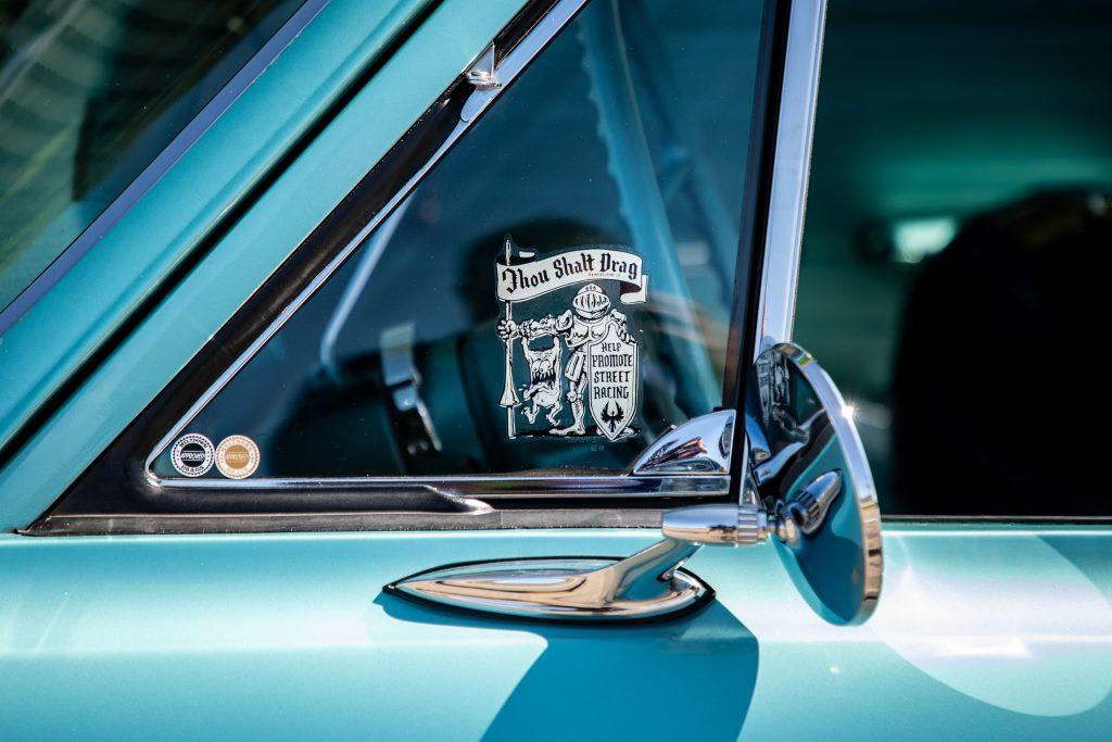 Roadkill Nights 2021 Chevrolet 300 sticker