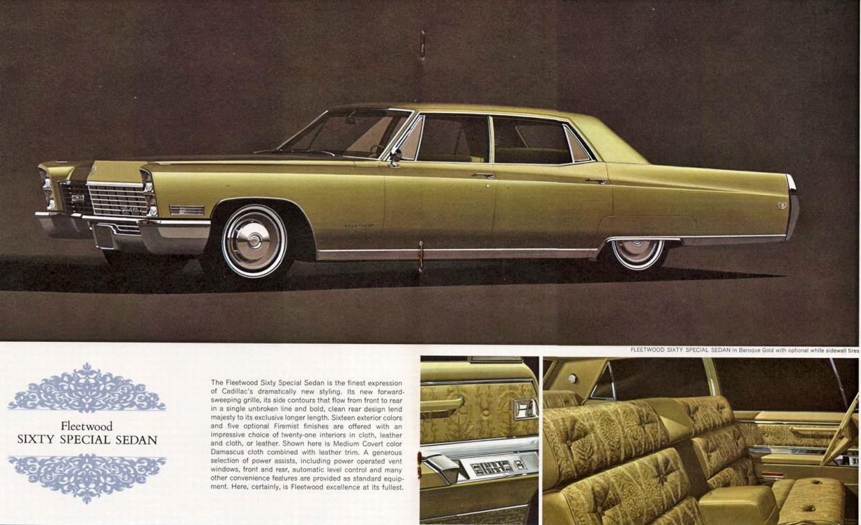 1967 Cadillac Fleetwood 60 Special