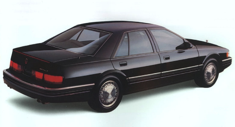 1992 Cadillac Seville STS