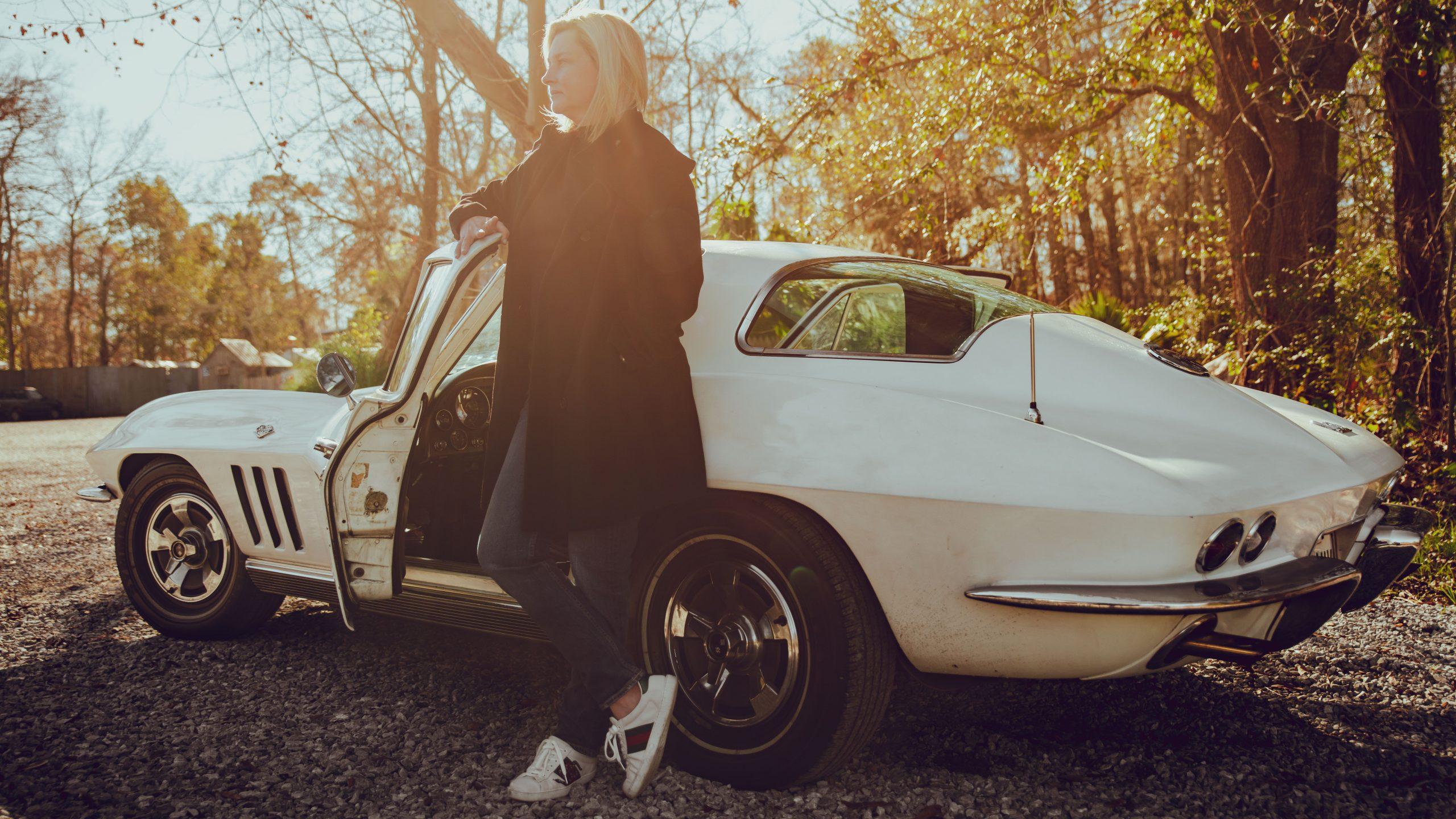 Leslie Sisco's 1966 Chevrolet Corvette