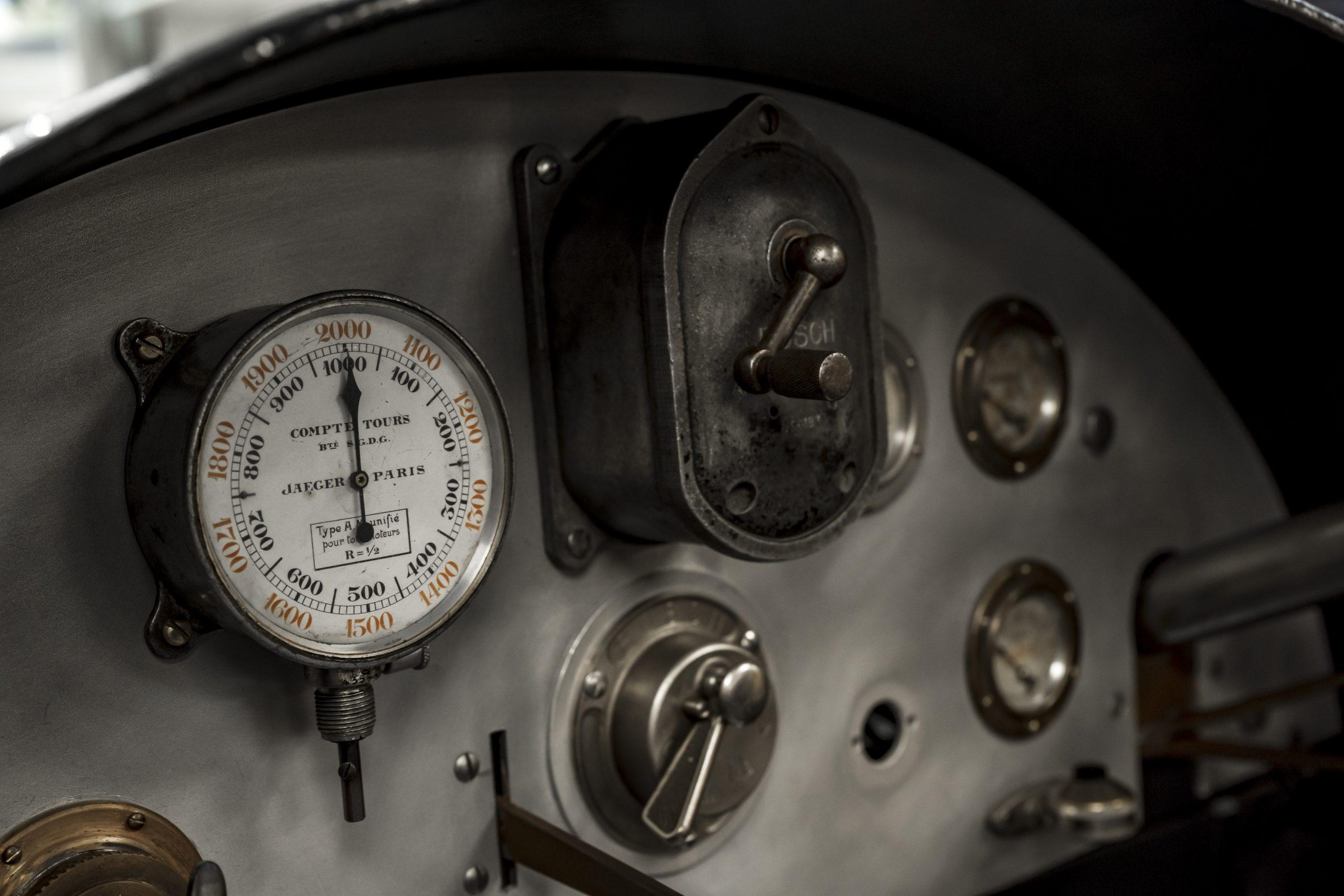 Tula Precision vintage bugatti gauges