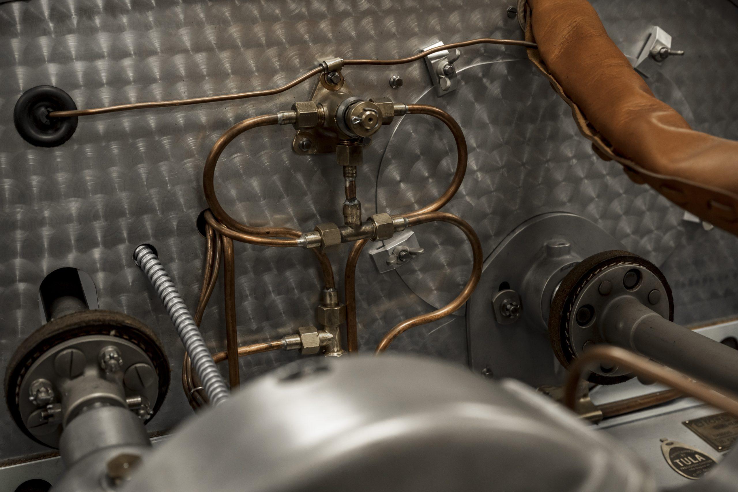 Tula Precision bugatti engine hosing