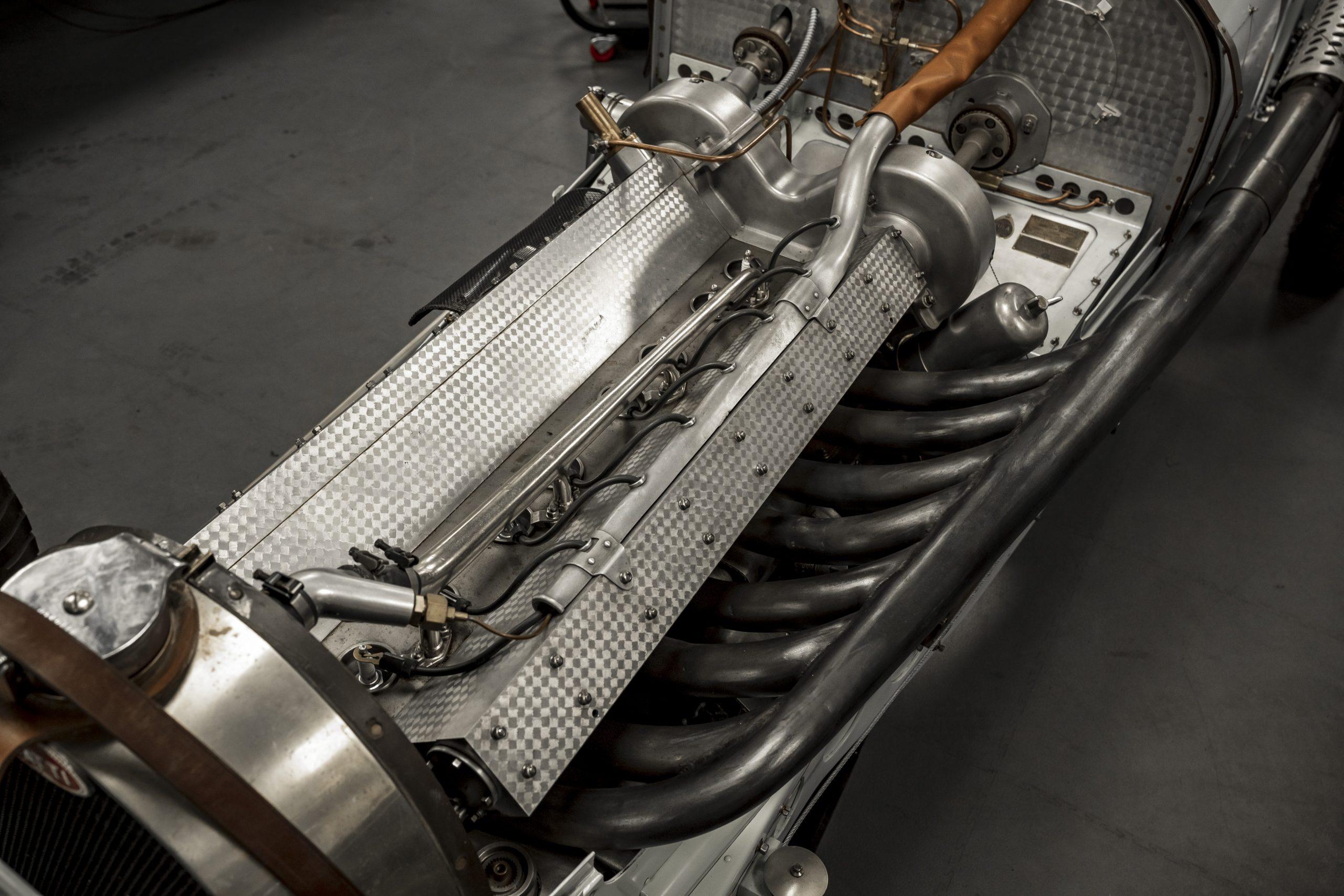 Tula Precision bugatti engine install