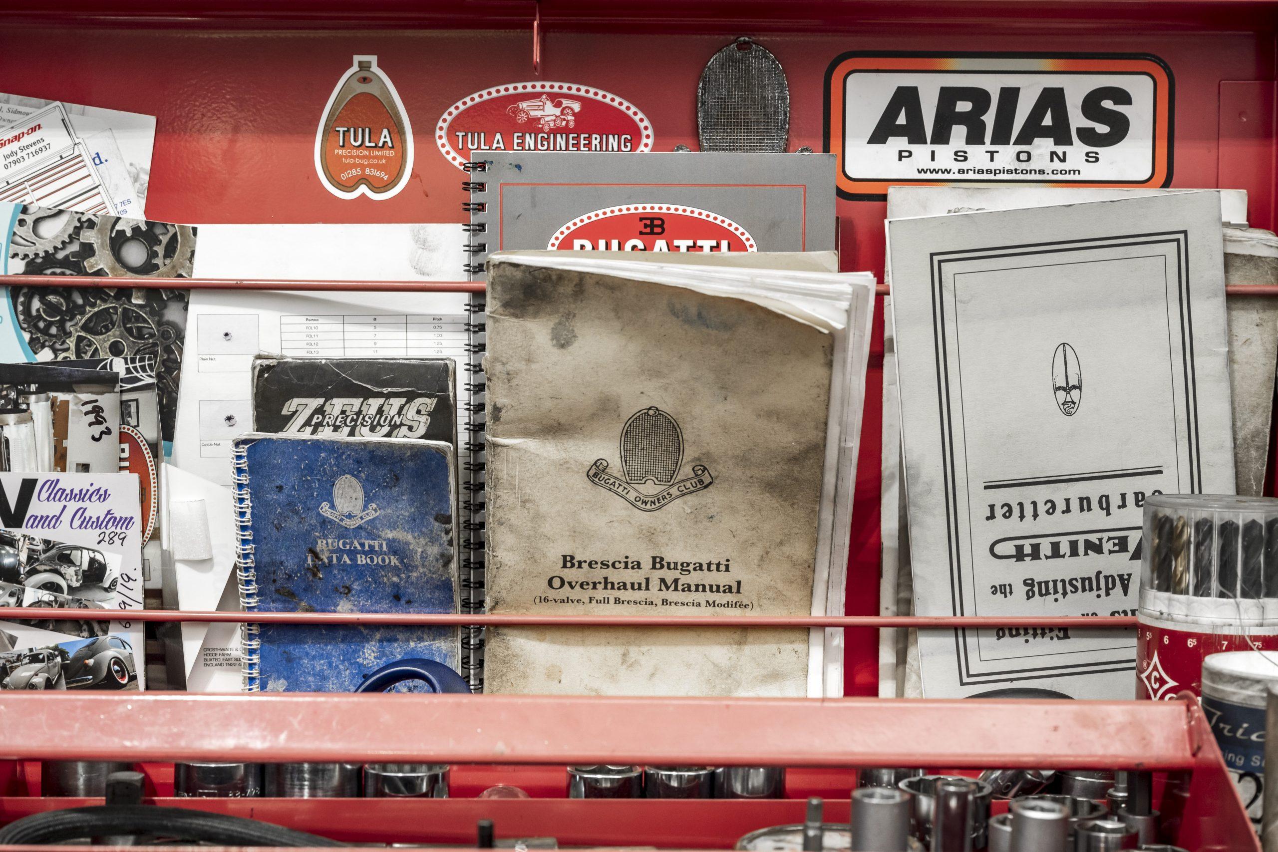 Tula Precision shop manuals