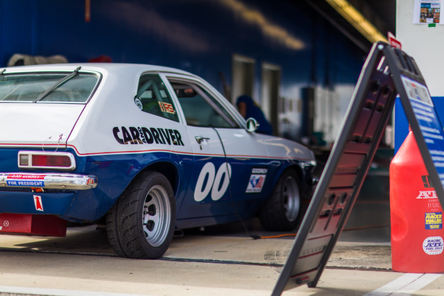 Car and Driver 1972 Pinto