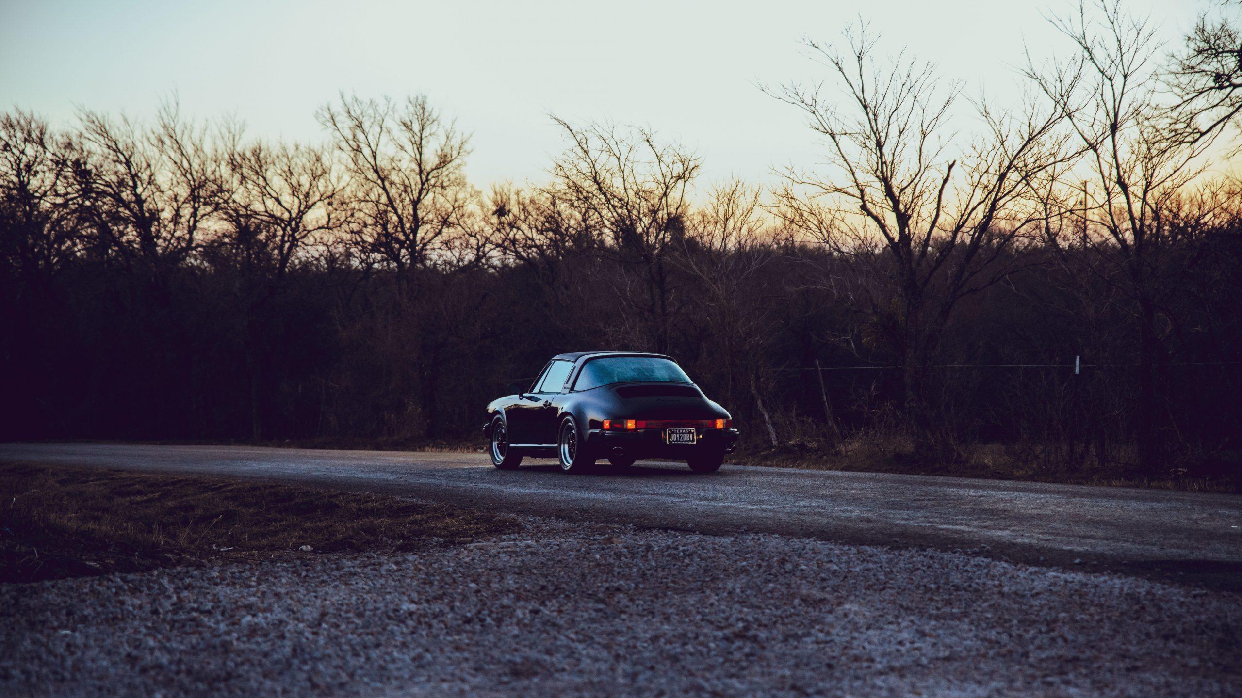Johnnie Yellock's 1984 Porsche 911