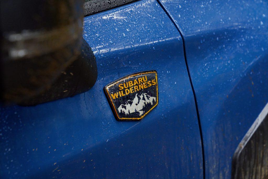 Subaru Wilderness teaser Ascent