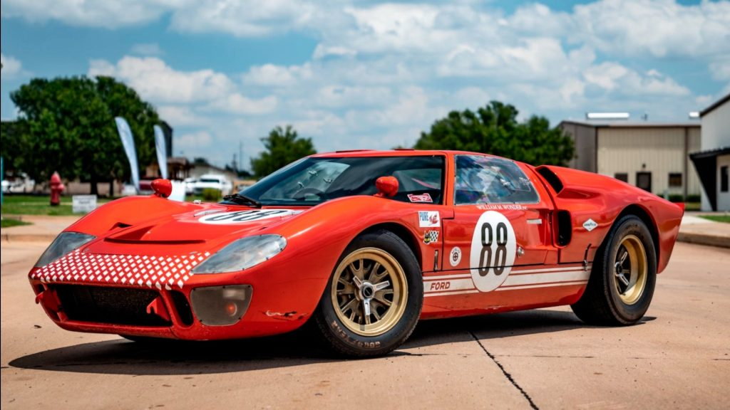 GT40 Ford v Ferrari