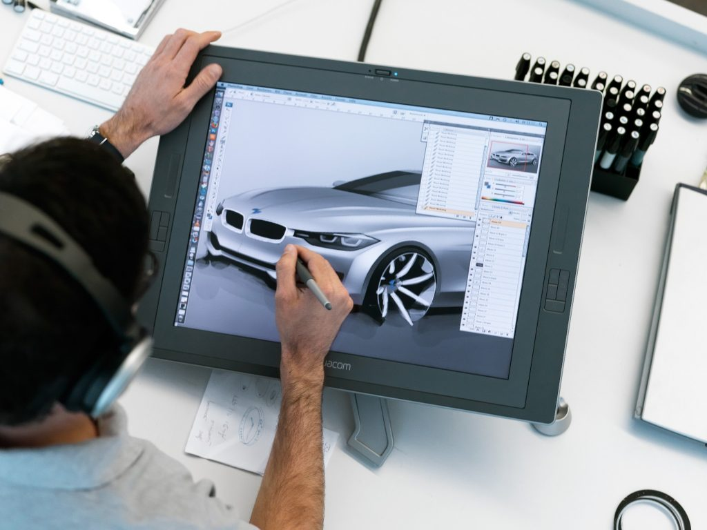 The new BMW 3 Series Sedan, Christopher Weil - Exterior Designer