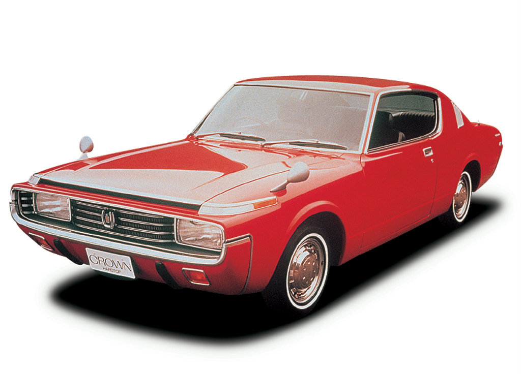 1971 Toyota Crown Hardtop Coupe