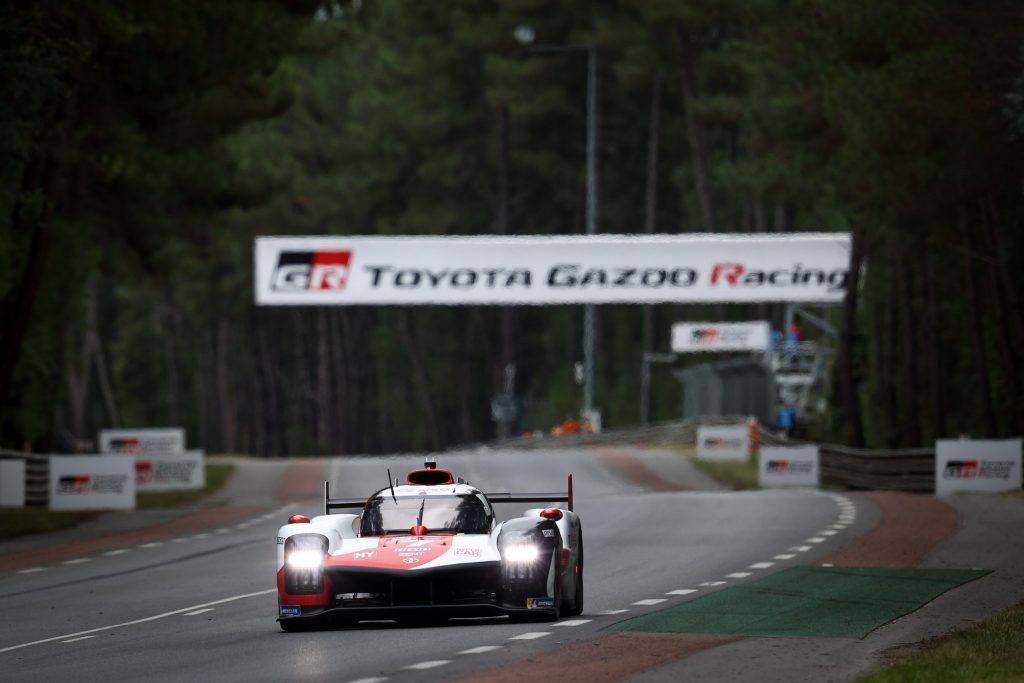 Toyota Le Mans 2021