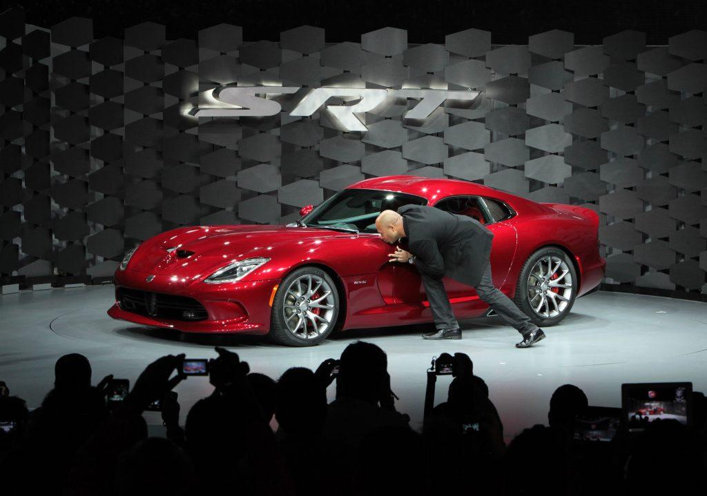 2013 SRT Viper GTS World Debut