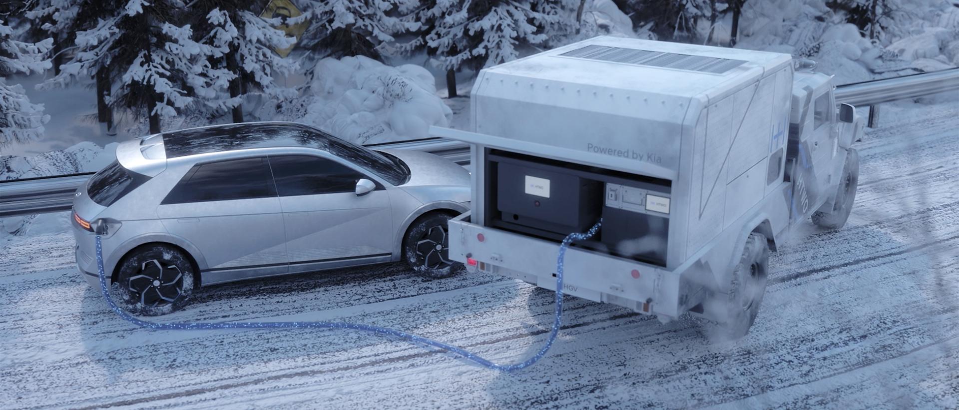 Hyundai hydrogen RHGV