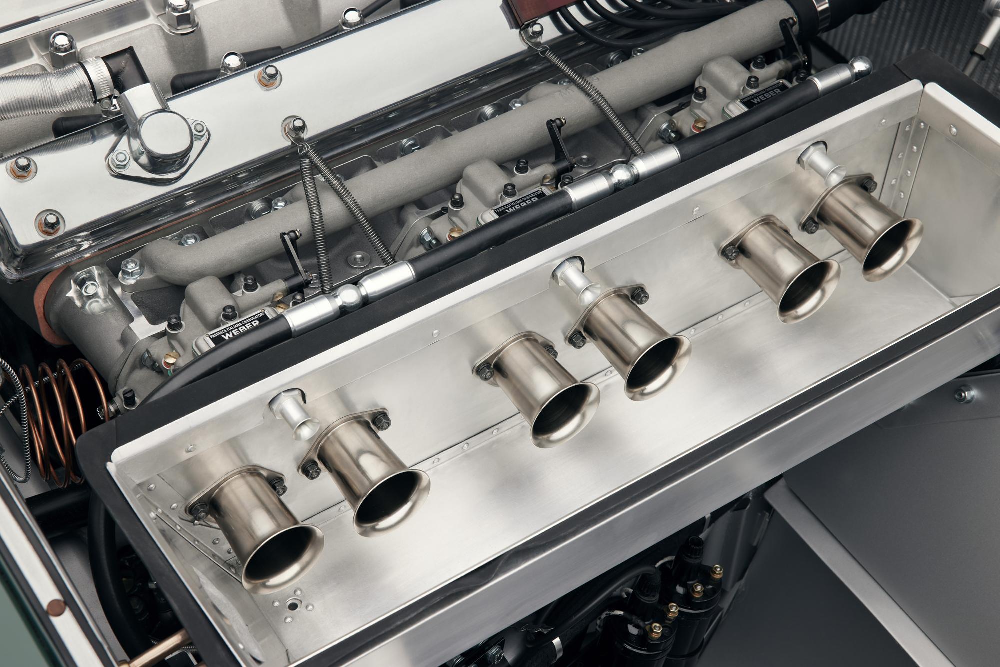 Jaguar C-type continuation engine