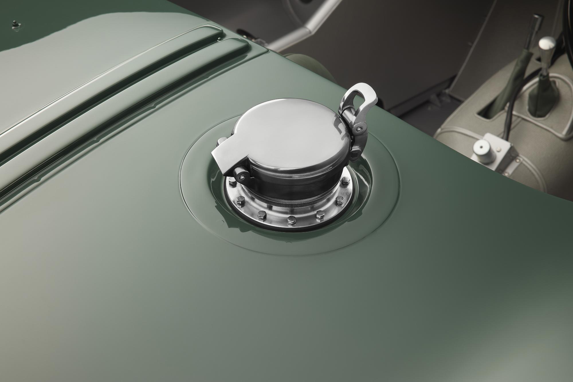 Jaguar C-type continuation filler