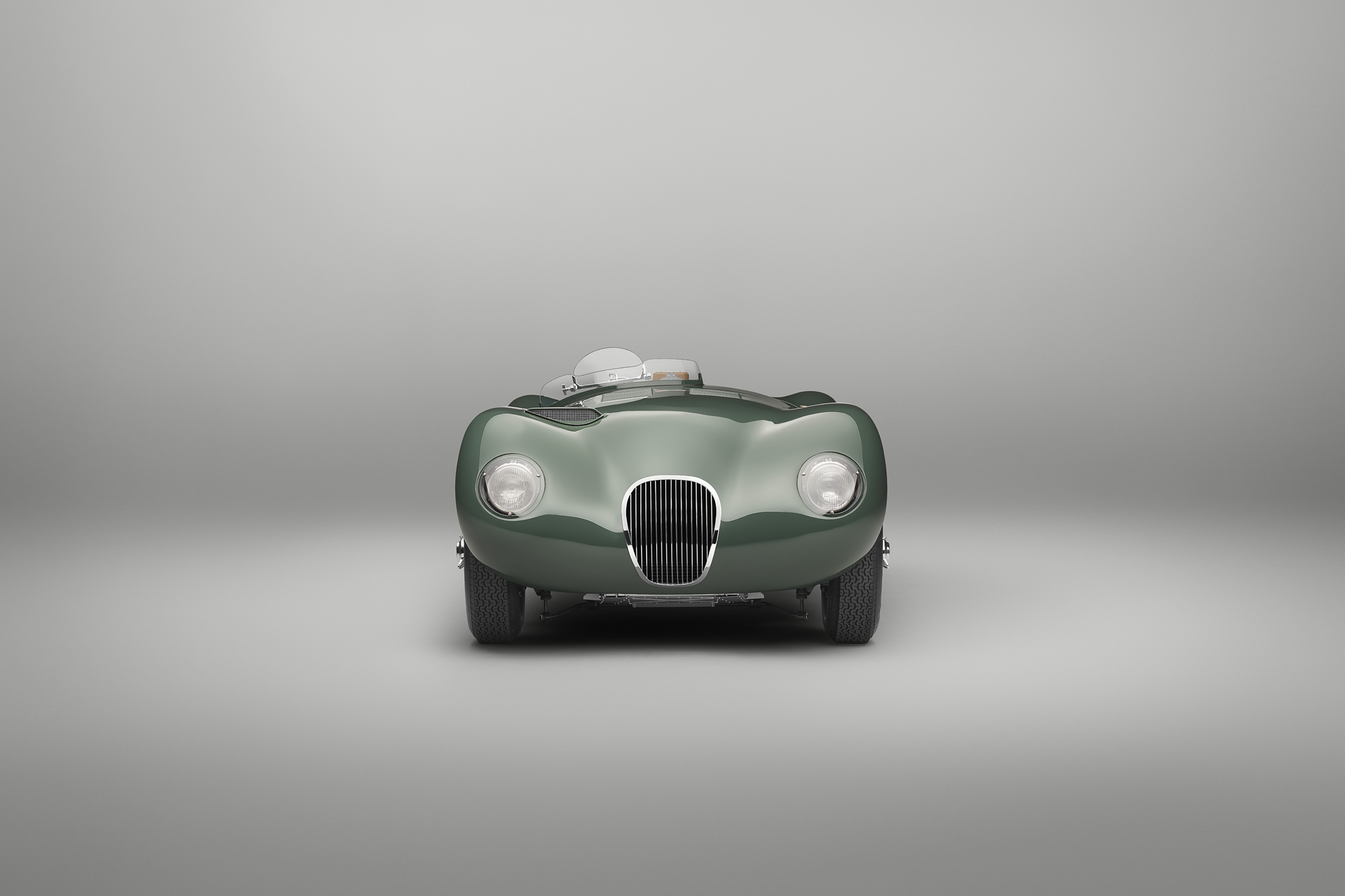 Jaguar C-type continuation front