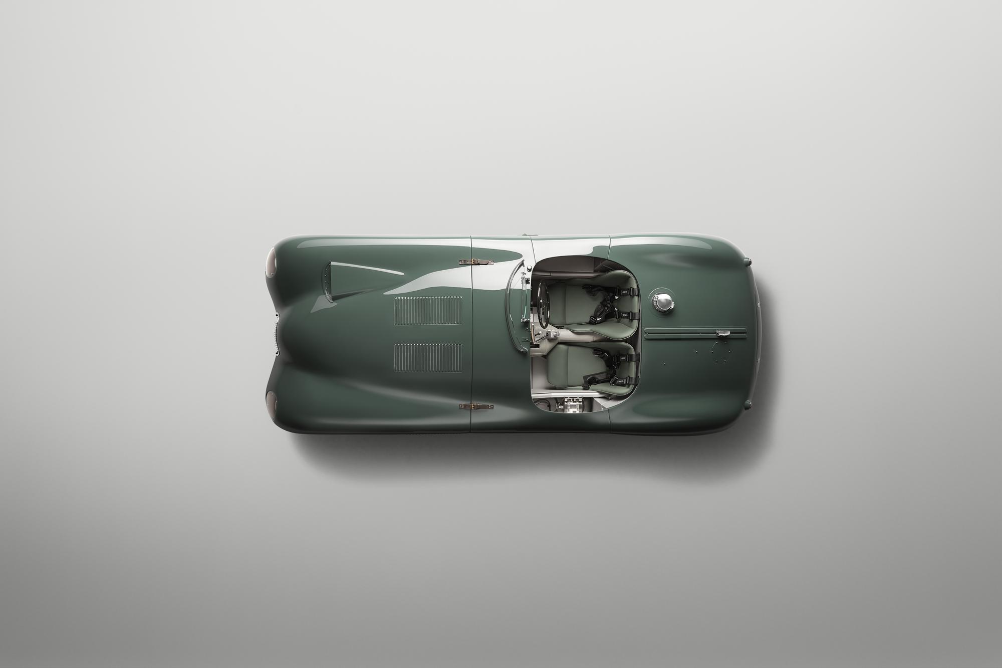 Jaguar C-type continuation top 2