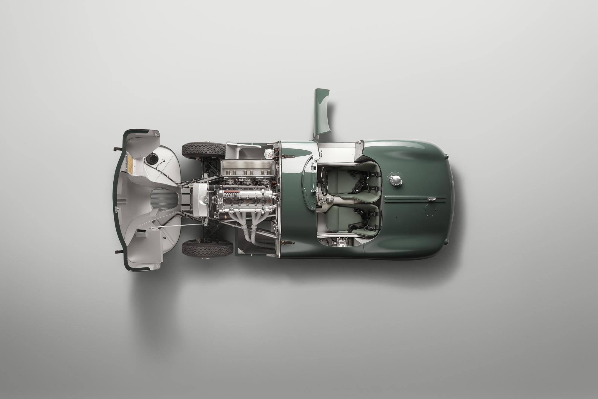 Jaguar C-type continuation top
