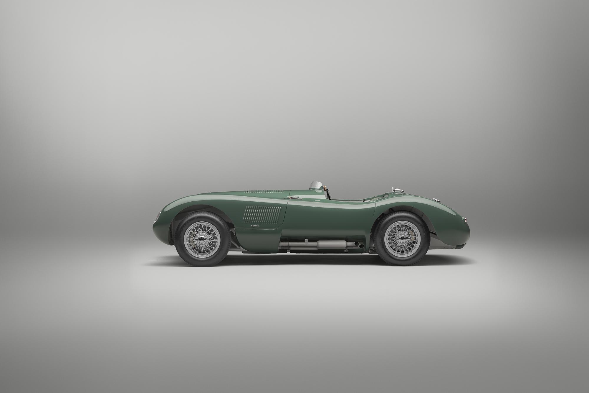 Jaguar C-type continuation side 2