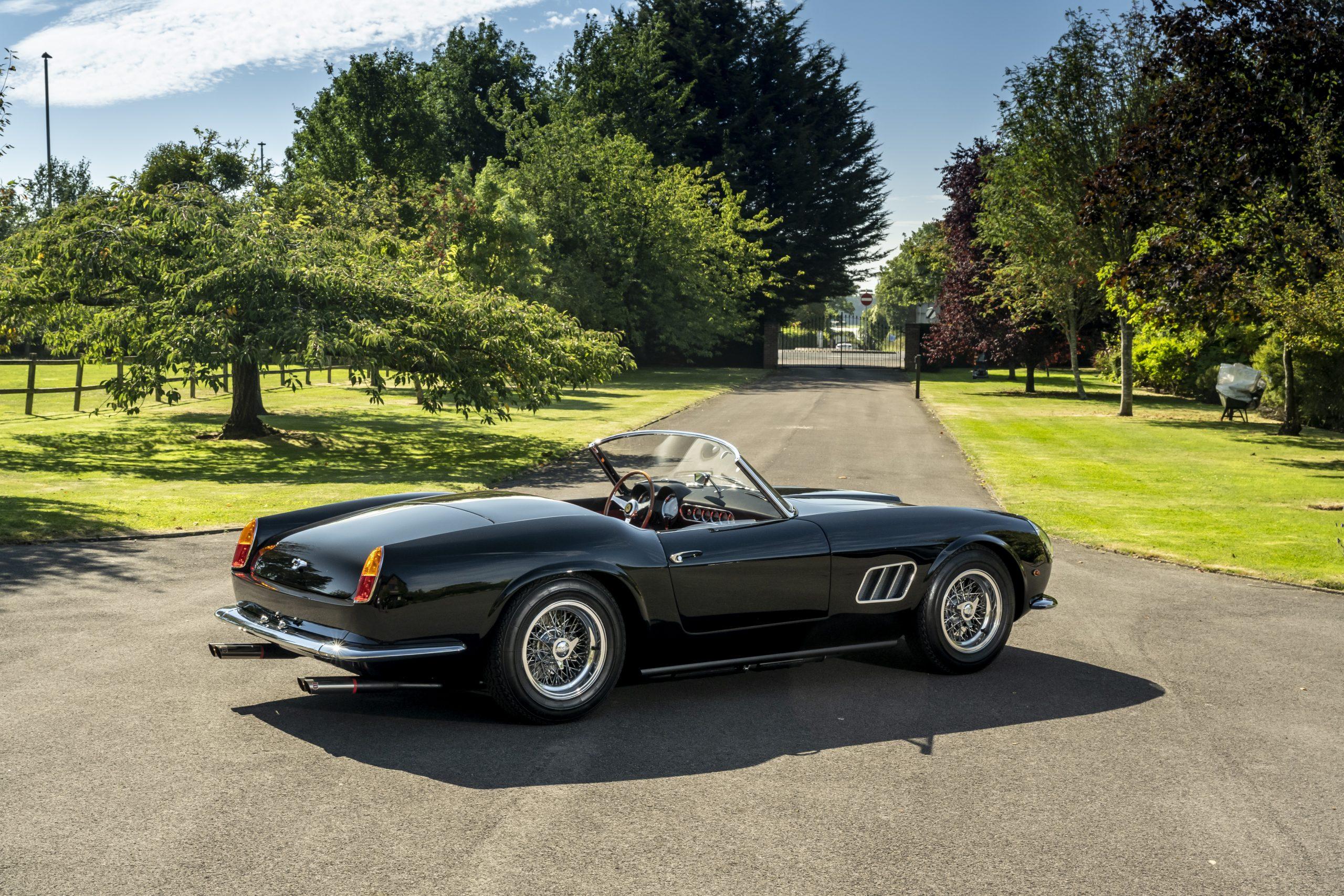 GTO Engineering California Spyder Revival rear