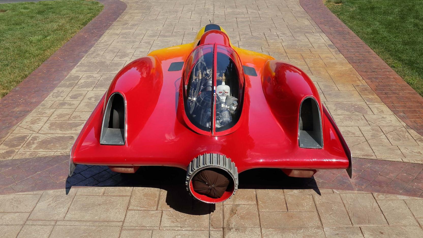 1964 Barris Kustoms Turbosonic Custom Dragster
