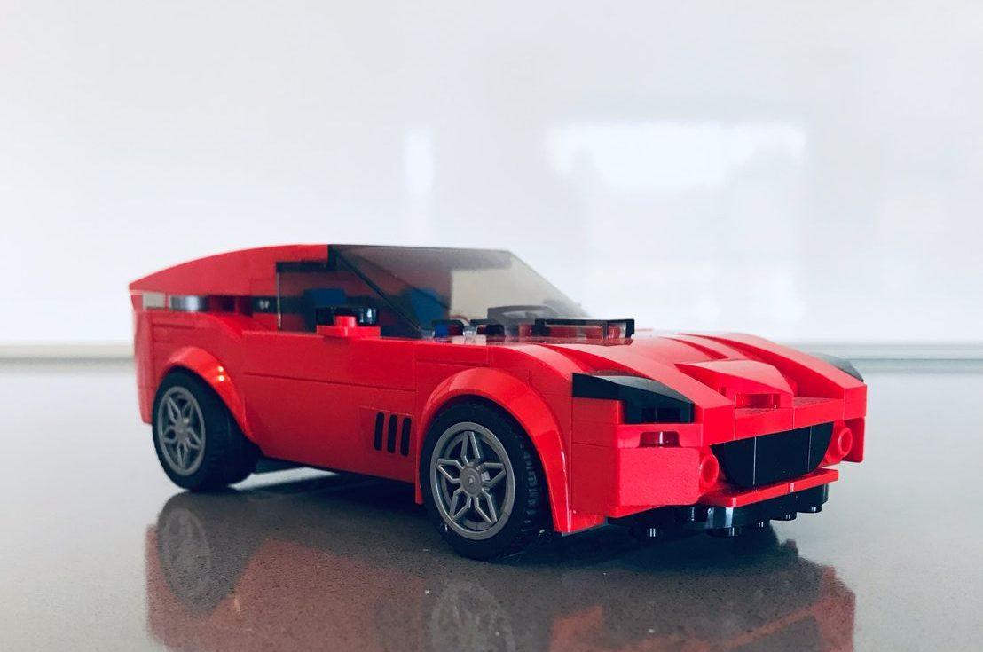 Lego Breadvan Hommage