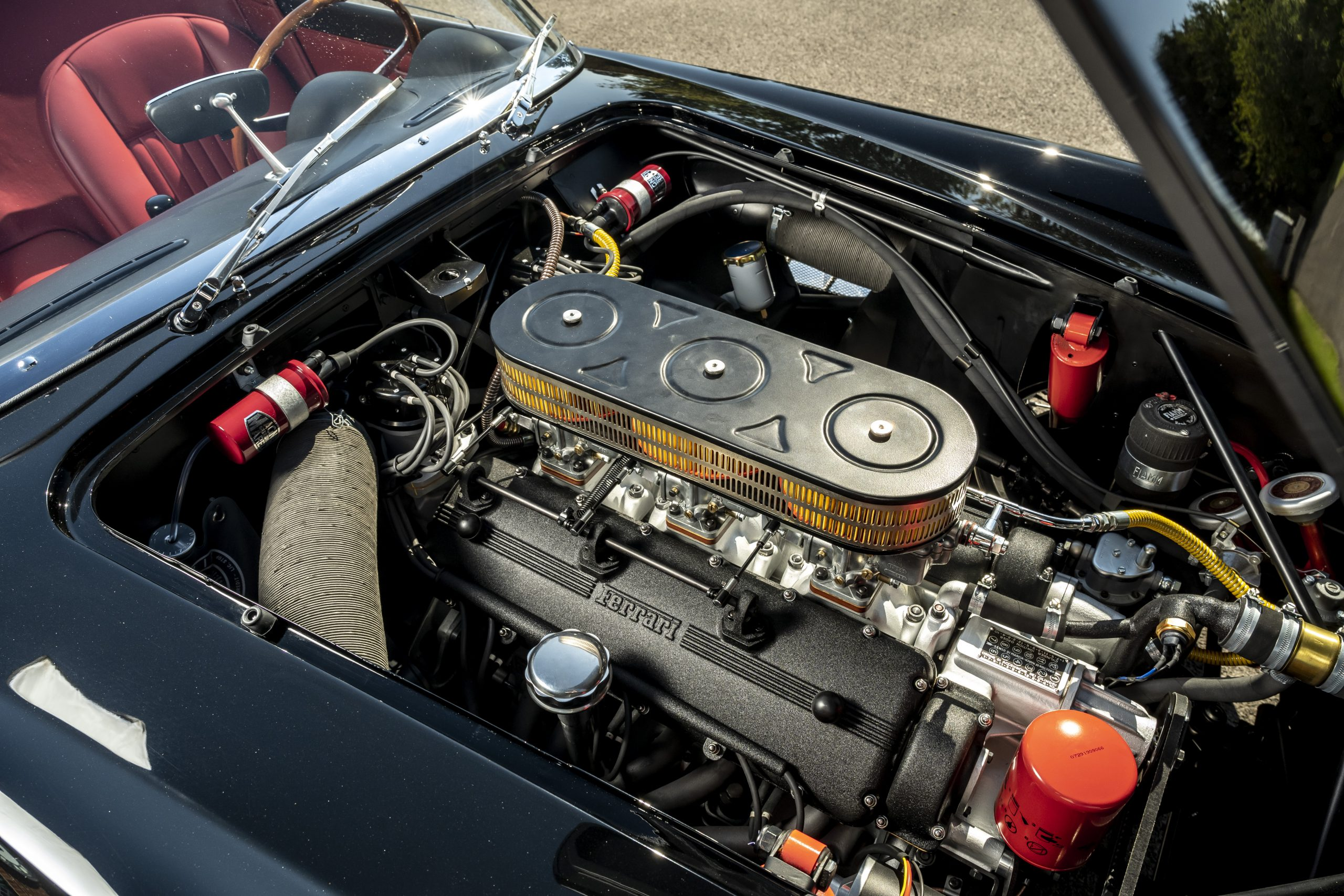 GTO Engineering California Spyder Revival engin