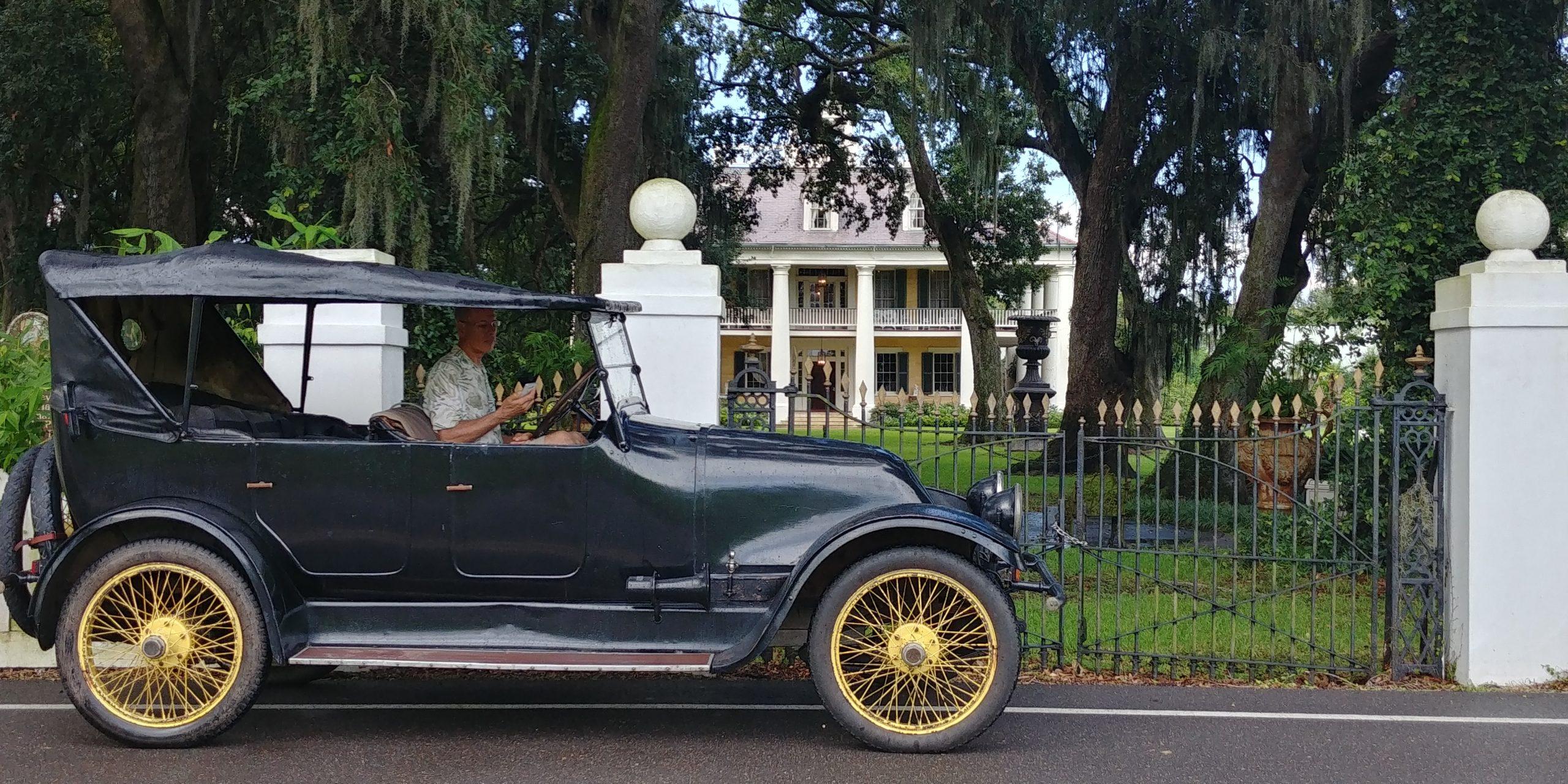 1919 Franklin southern plantation